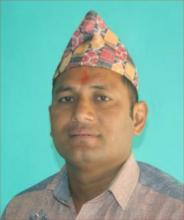 Mitramani Basnet Health Organizer of Dharmadevi Municipality