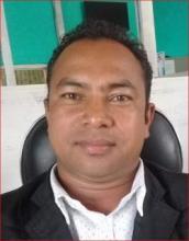 Mukesh Mudel Assistant Sub Engineer of Dharmadevi Municipality